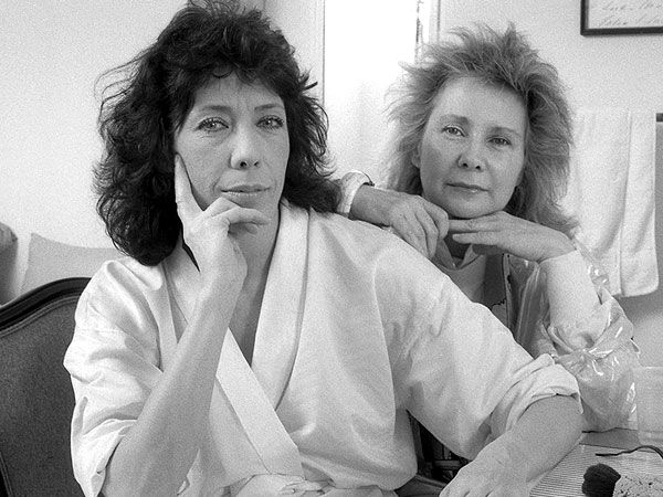 Lily Tomlin Marries Her Partner of 42 Years http://www.people.com/people/article/0,,20772649,00.html