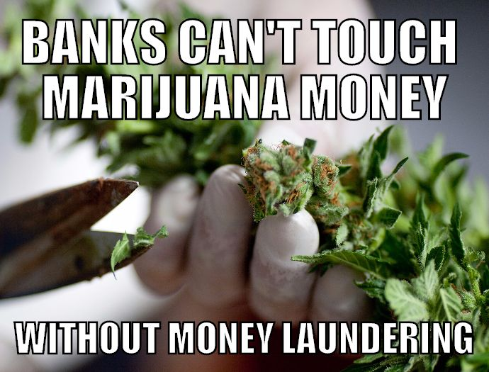 Marijuana and Banking