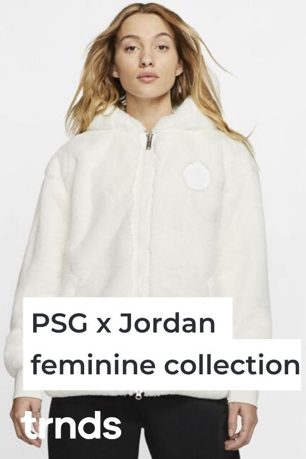 psg jordan brand unveiled their first