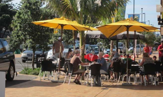 Orewa Cafes and Restaurants