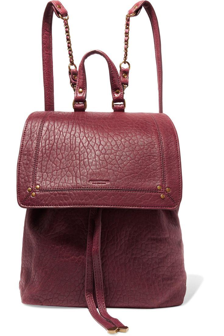 JÉRÔME DREYFUSS . #jérômedreyfuss #bags #leather #backpacks #cotton #