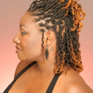 Crimped Locs Dredlocks Pinterest
