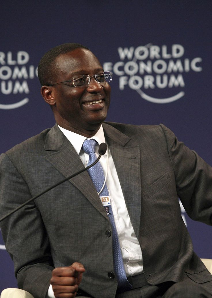 January-June 2016 'Profile', is - ''Tidjane Thiam, a French Ivorian businessman and former politician who became the Chief Executive of Credit Suisse in June 2015.