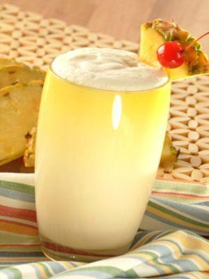 Pina Colada: il dolcissimo cocktail di Porto Rico da preparare a casa..