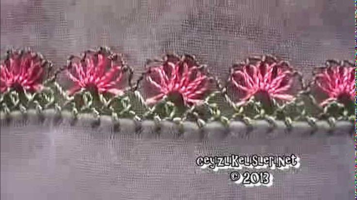 New Crochet Handicrafts - İğne Oyası Örneği 89