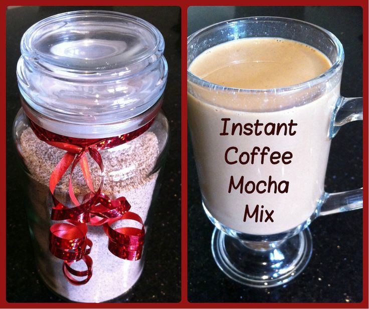 Instant Coffee Mocha Mix! Check out our video!