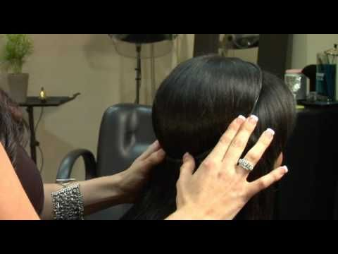 How to Fit your Halo Couture Hair Extensions