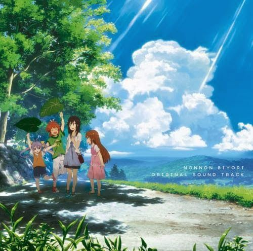 Non Non Biyori Original Soundtrack  ▼ Download: http://singlesanime.net/ost/non-non-biyori-original-soundtrack.html
