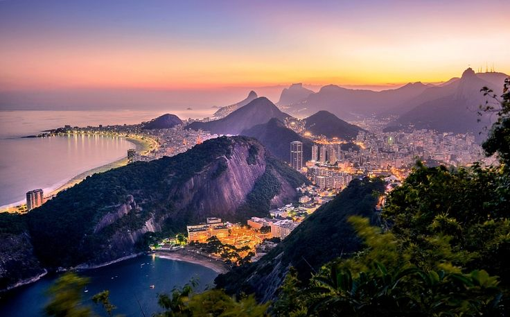 ..the wonder of Rio by Faina Strier - Photo 157215629 / 500px