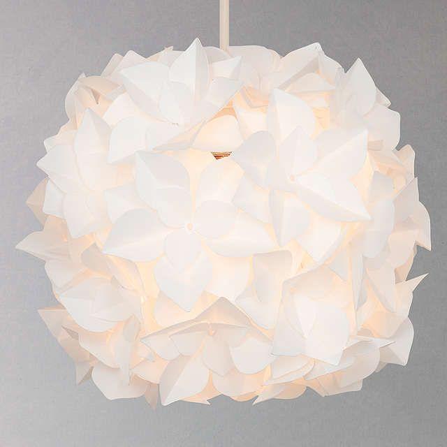 BuyJohn Lewis Lotus Flower Pendant Shade Online at johnlewis.com