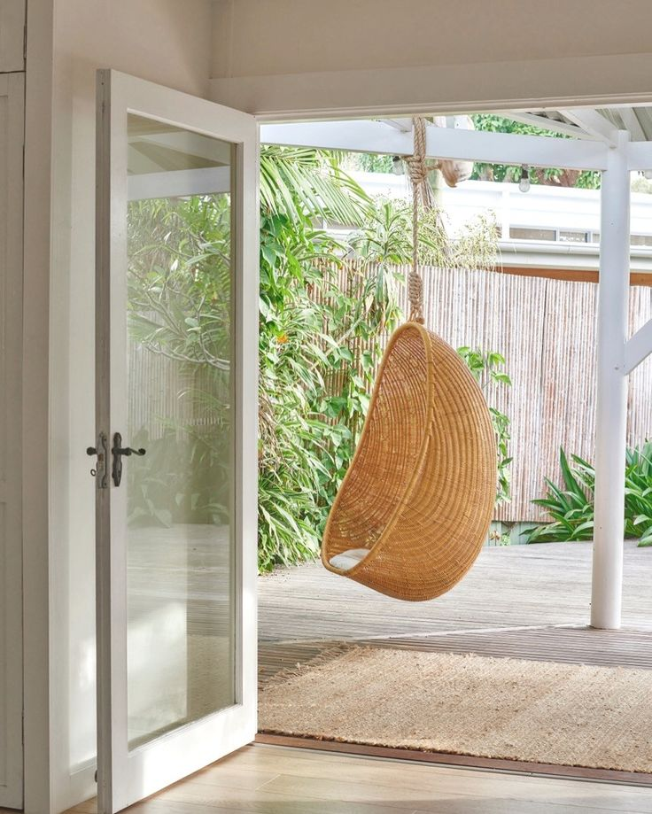 The Harper Hanging Chair by Byron Bay Hanging Chairs