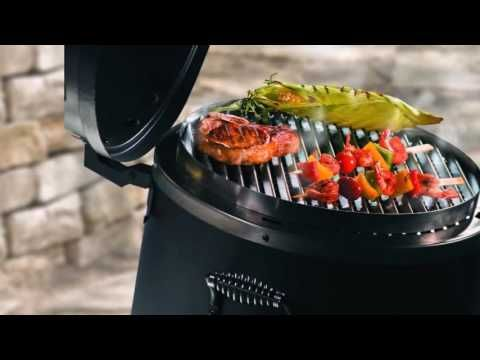 Char-Broil!!! Big Easy Tru Infrared Smoker Roaster!!! and Grill!! Review...