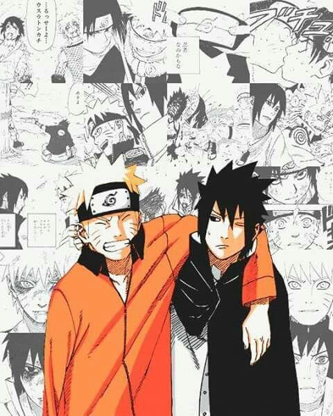 Naruto and Sasuke                                                                                                                                                                                 Más