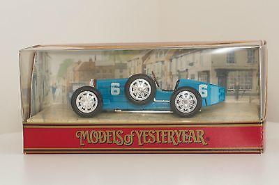 Model Cars Lesney Matchbox Models Of Yesteryear, No.Y-11 1926 Bugatti Type 35 - http://www.matchbox-lesney.com/36766