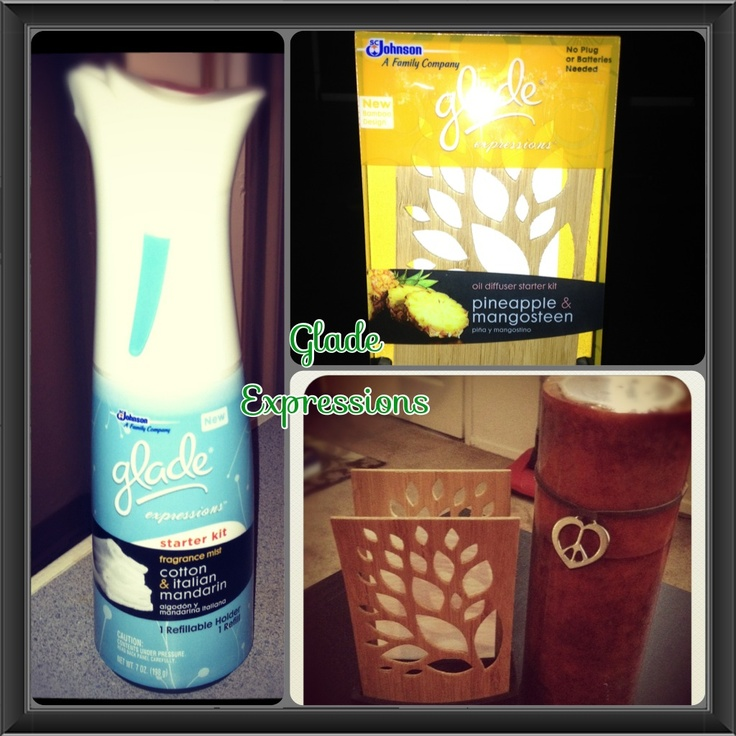 @Glade Expressions #BzzKit from @BzzAgent