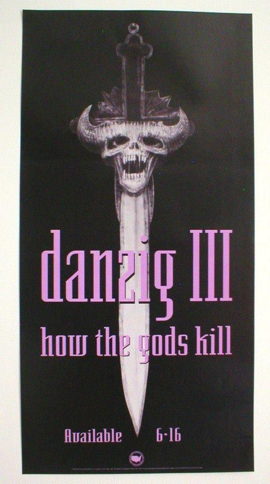 Danzig, Misfits, & Samhain - wulfyworld:   1992