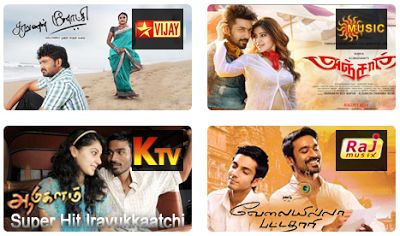 Tamil TV Channels In UK: Watch Tamil TV Channels Live With YuppTV