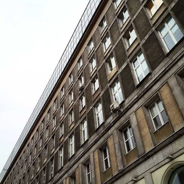 #warsaw #building #architecture #photo #city #follow #like | Warszawa, Poland