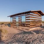 "Surreal : ""Lucid Stead: A Transparent Cabin Built of Wood and Mirrors by Phillip K Smith III"""