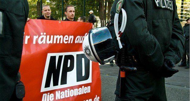 Ein Verbot der NPD durch das Bundesverfassungsgericht wird wohl laut einer Einschätzung der Bundesregierung nicht kommen.