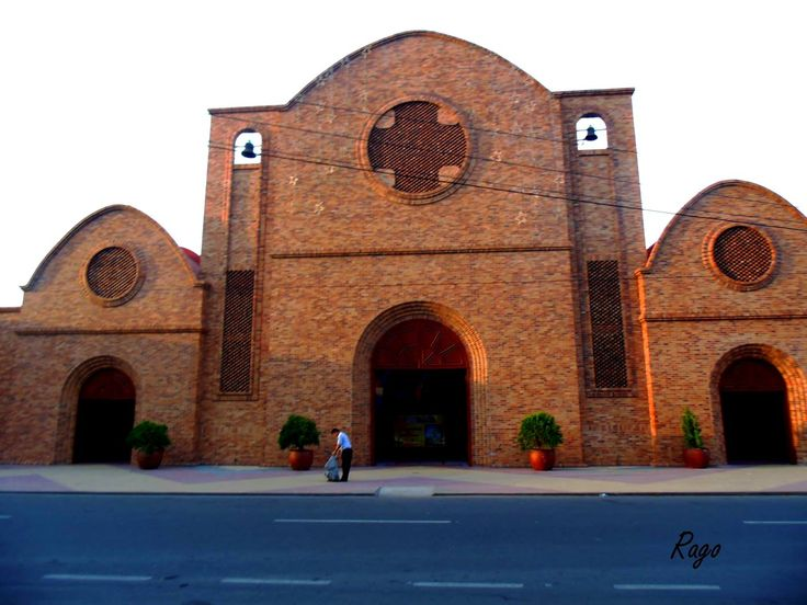 Colombia - Catedral de Barrancabermeja, Santander.
