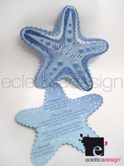 Menù stella marina