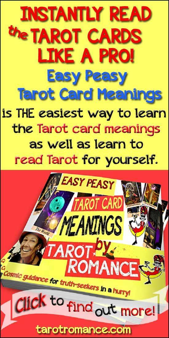 Learn to read the Tarot cards in a week! #tarot #tarotreading #tarotcards
