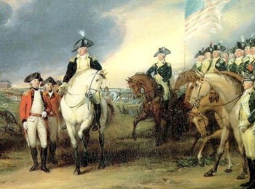 La guerre d'Indépendance américaine.  À mon avis, George Washington est le meilleur général et président que nous ayons jamais eu.  Ceci est ma guerre favorite.  J'adore la guerre d'indépendance américaine!