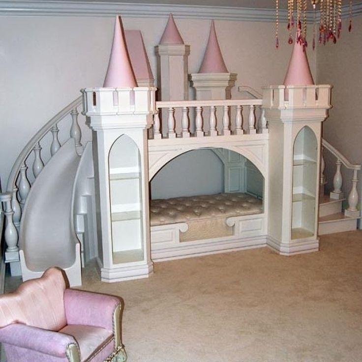 habitacion ideal niña