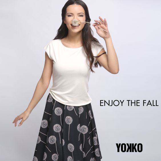 New-season casual outfit ideas YOKKO | fall16