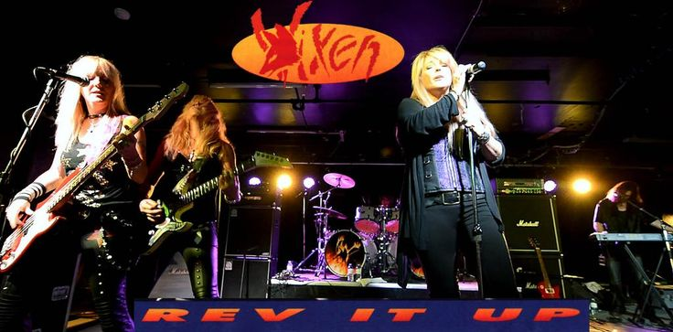 "Vixen ""Rev It Up"" Tour"