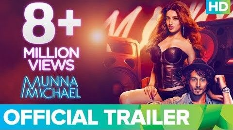 Munna Michael (2017) All Songs Lyrics & Videos:  Munna Michael is an upcoming 2017 Indian action dance film directed by Sabbir Khan Written by Vimmi Datta and Produced by Viki Rajani. This film will be