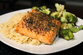 LL CREATIVE: The Pioneer Woman's Salmon, or The Easiest Dinner In The World