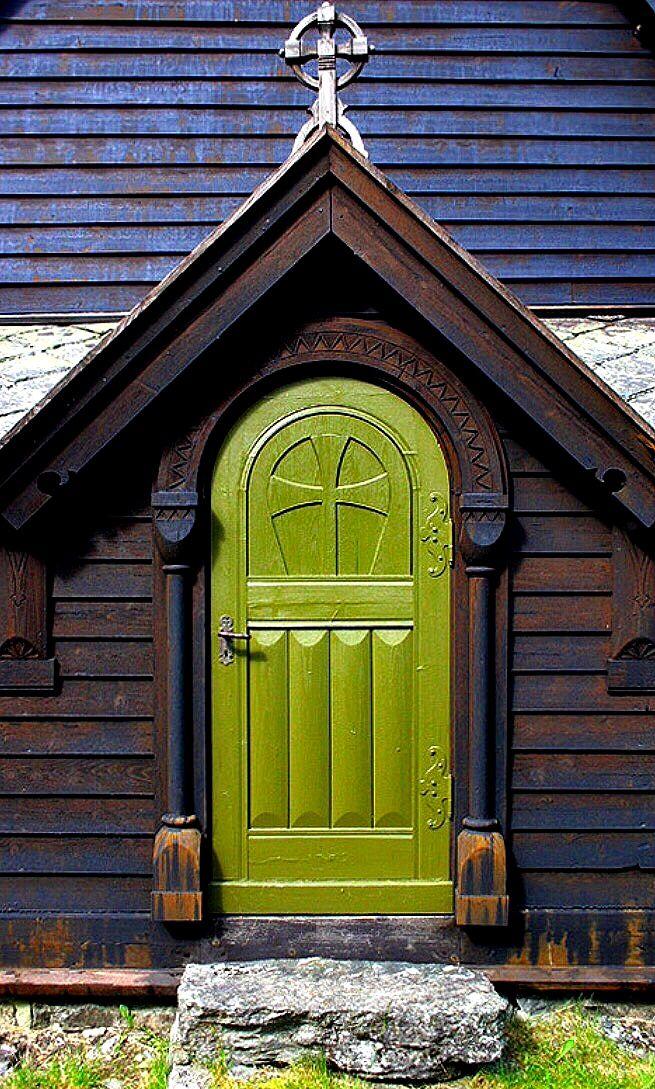 by Henk Binnendijk [green door] - Røldal, Hordaland, Norway