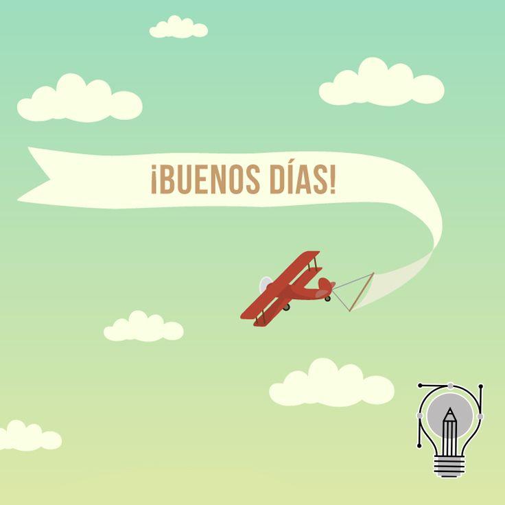 ¡Buenos días! Vamos rumbo al fin de semana. #Jueves #AntesalaDelFindesemana #SocialMedia #Graphic #TeamSozer #SozerDesign #Graphic