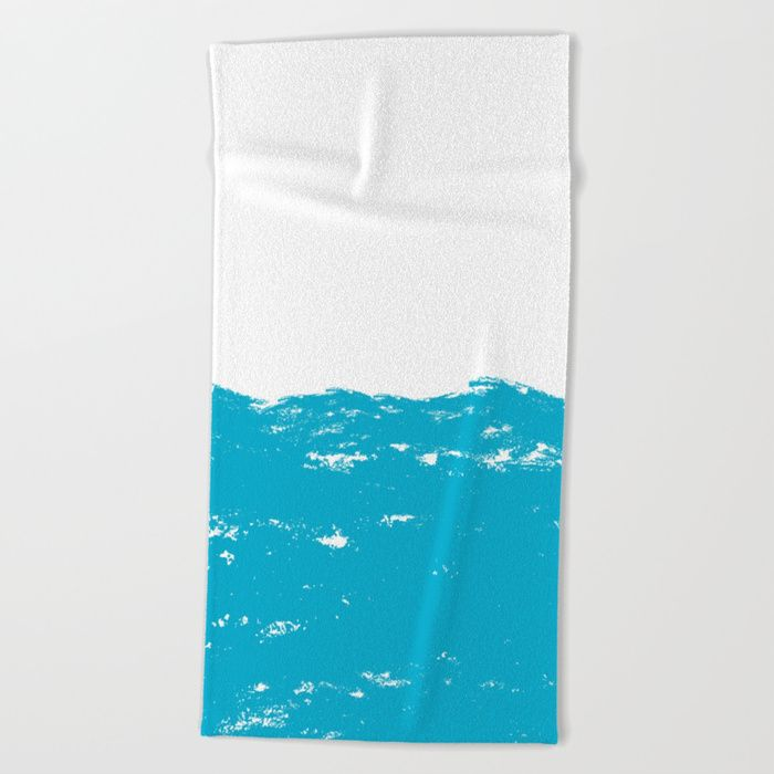 38 99 Lay Out Like A Pro With This Super Comfy Oversized And Unique Beach Towel Beachtowel Home Decor Water Nature Waves Aquatic Elegant
