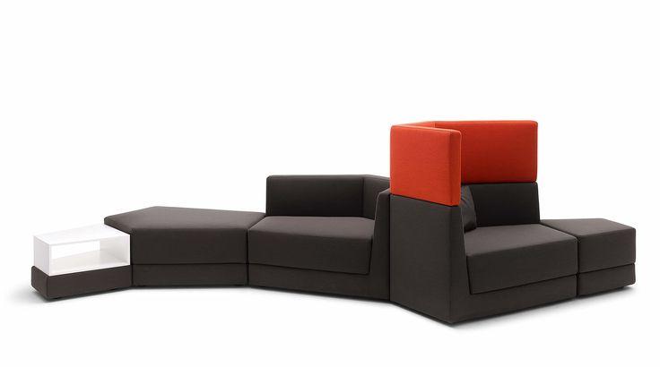 Name: Scope seating island / Designer: Uwe Fischer / Manufacturer: COR