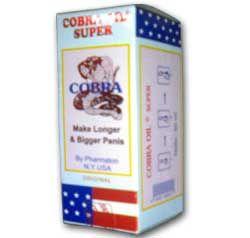 cobra oil super