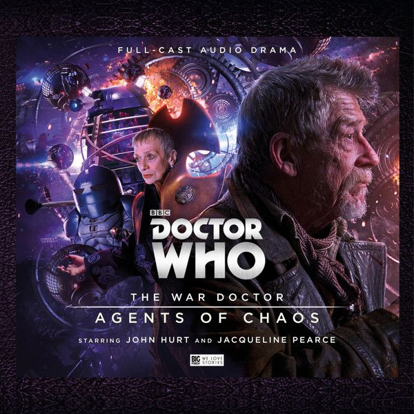 3. The War Doctor Volume 03: Agents of Chaos