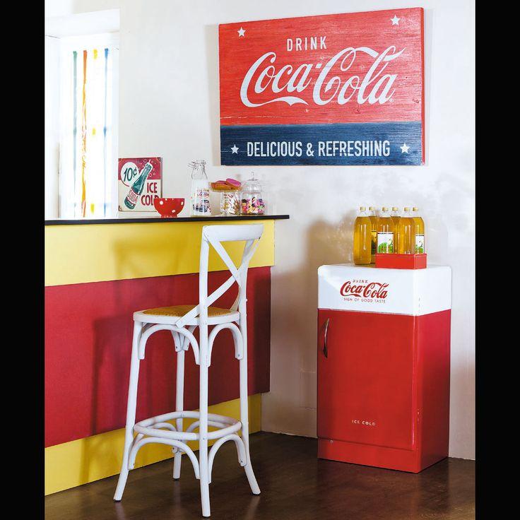 cabinet rouge et blanc vintage pinterest bois rouge. Black Bedroom Furniture Sets. Home Design Ideas