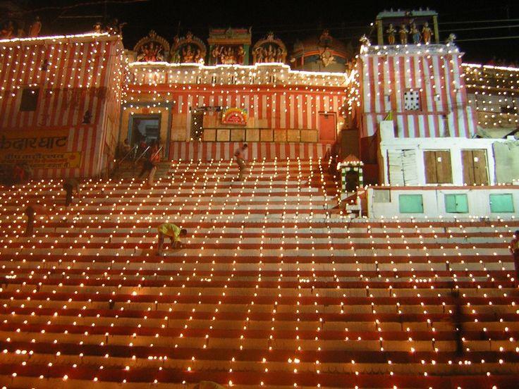 Dev Diwali Festival Varanasi India 2017 - 2018 Dates Festival of Lights