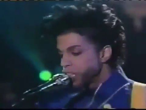 RIP Prince Purple Rain Live - YouTube