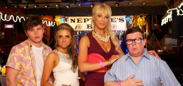 Benidorm is back in 2014 for it's sixth series!