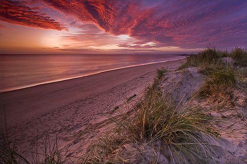 Lossiemouth Beach - East -