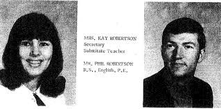 Phil & Kay Robertson