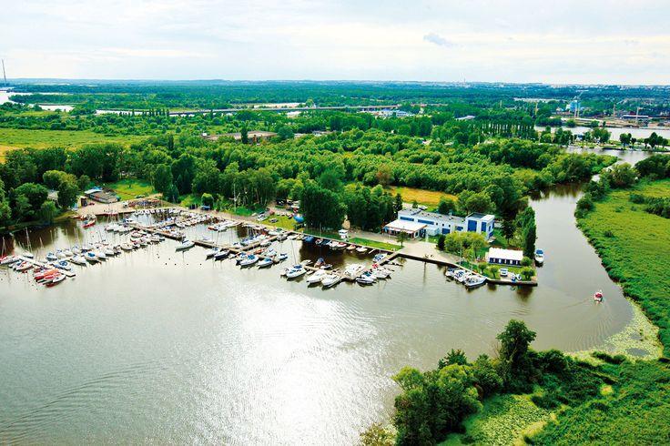 MARINA Yachting - Miejsce dla Twojego jachtu, spokoju oraz natury.