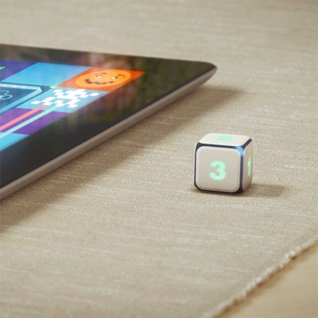 Fancy - Electronic Dice for Tablet Games by Dice+