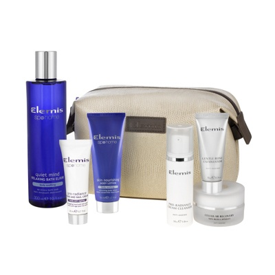 Repin to Win: Elemis Time For You Spa And Skincare Collection