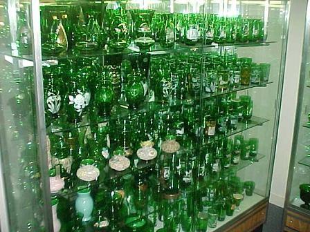 Anchor Hocking Glass Museum