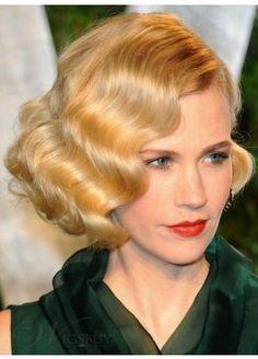 schöne gatsby frisur für kurze haare male   vintage